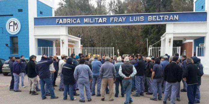 Fabricaciones Militares: continúa la lucha contra el vaciamiento