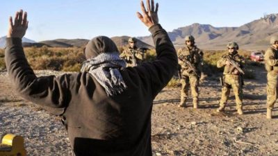 Un plan criminal contra el pueblo mapuche