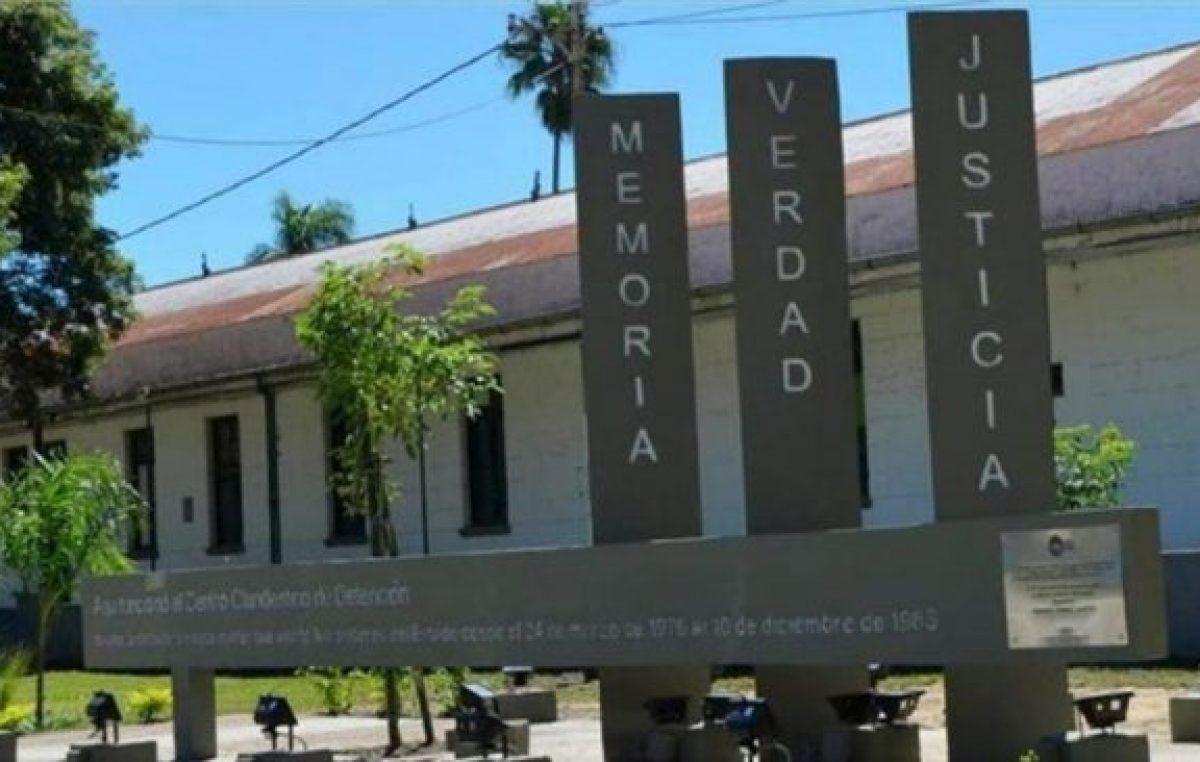 Corrientes: denuncian que quieren vender un sitio de memoria
