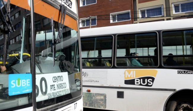 La Municipalidad de Bariloche vuelve a subsidiar con 6 millones de pesos a Mi Bus