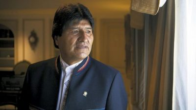 "Bolivia frente al ""no hay alternativa"""