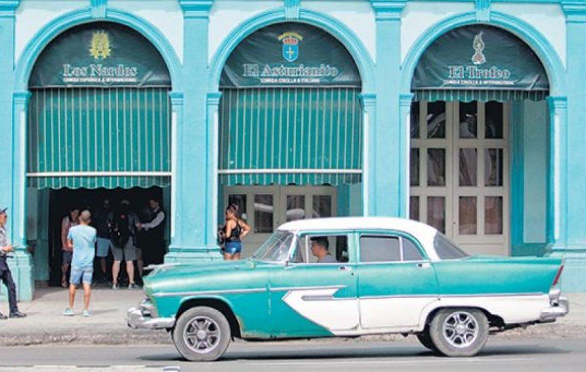 Más sanciones de Washington a Cuba