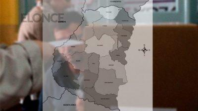 Intendencias entrerrianas: Los resultados en las ciudades cabeceras de cada departamento