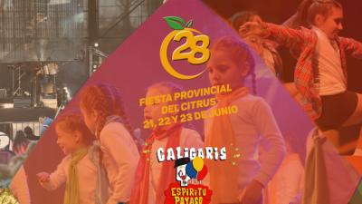 XXVIII fiesta Provincial del Citrus