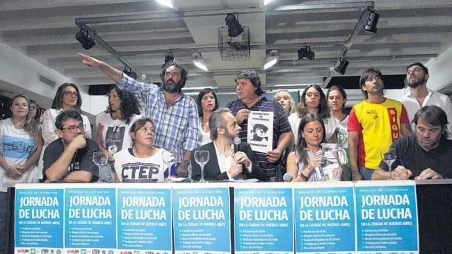 Reclamo a Rodríguez Larreta por aumento de salarios