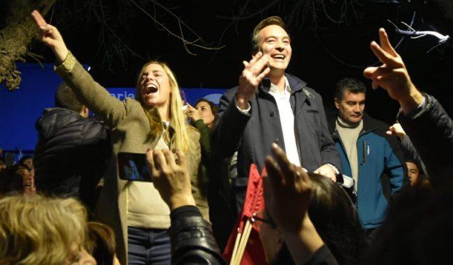 General Roca: El día después del triunfo de M.E. Soria, CFK al teléfono y cambios antes de asumir