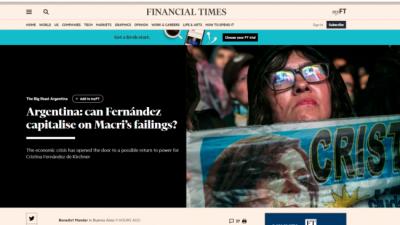 Los errores de Macri y las chances de Alberto Fernández
