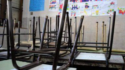Paro y movilización de docentes municipales de Mar del Plata