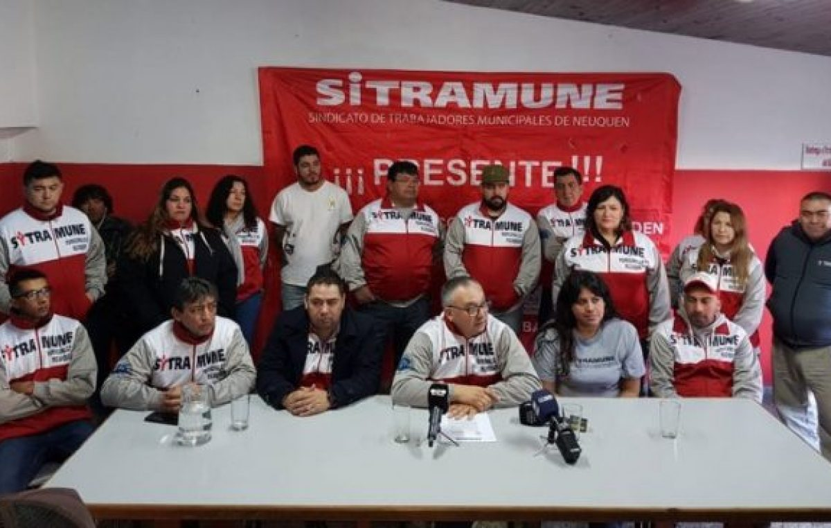 Municipales de Neuquén denunciarán a Pechi Quiroga por el plan de «vecinos placeros»