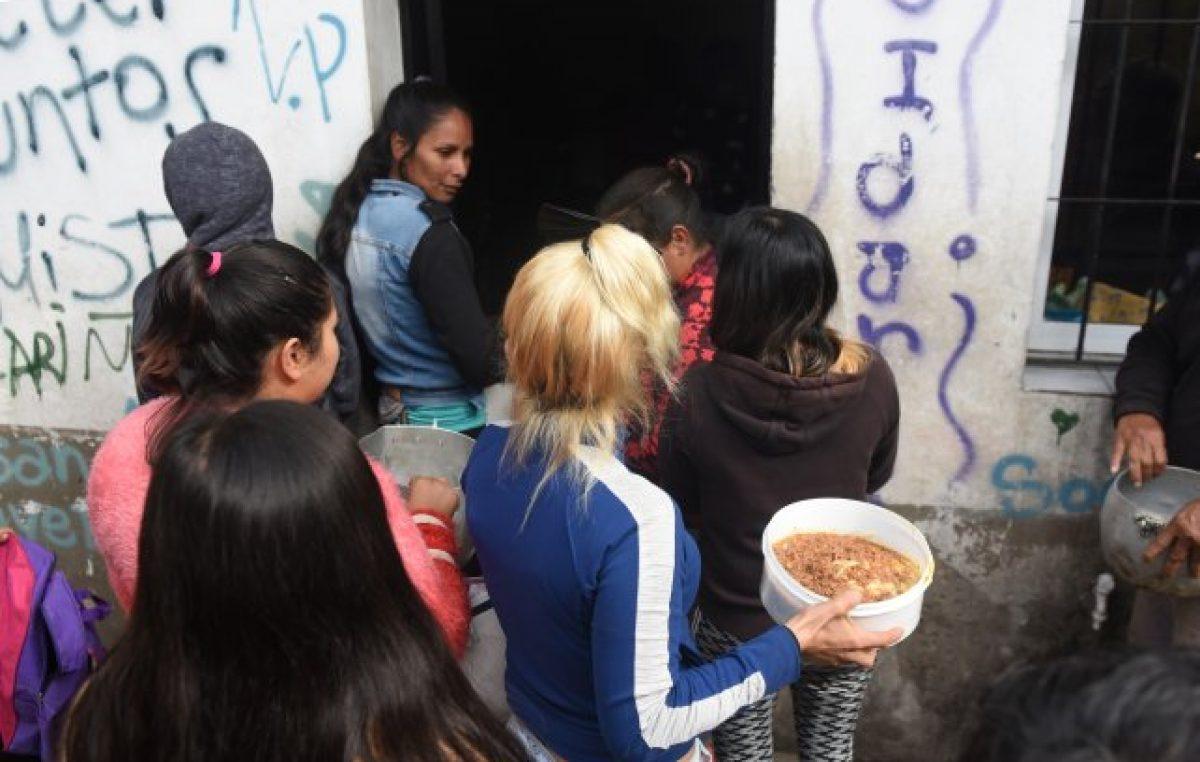 La Iglesia rosarina alerta sobre un incremento «bastante notable» en el pedido de ayuda alimentaria