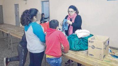 Las necesidades sociales sacuden a decenas de familias casildenses