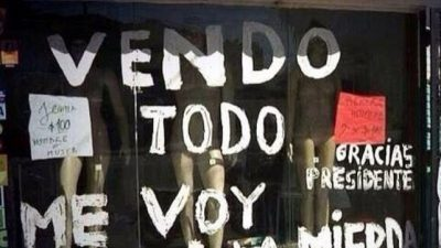 En medio año, más de 500 personas se quedaron sin trabajo en Gualeguaychú