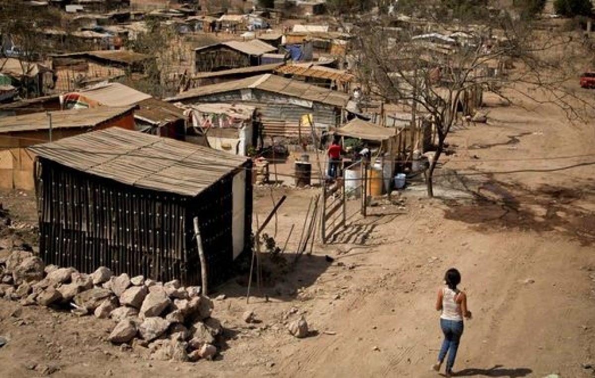 En Jujuy, casi el 48% de los niños y adolescentes son pobres
