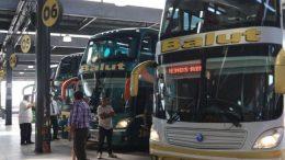 Empresarios jujeños del transporte en situación «crítica»