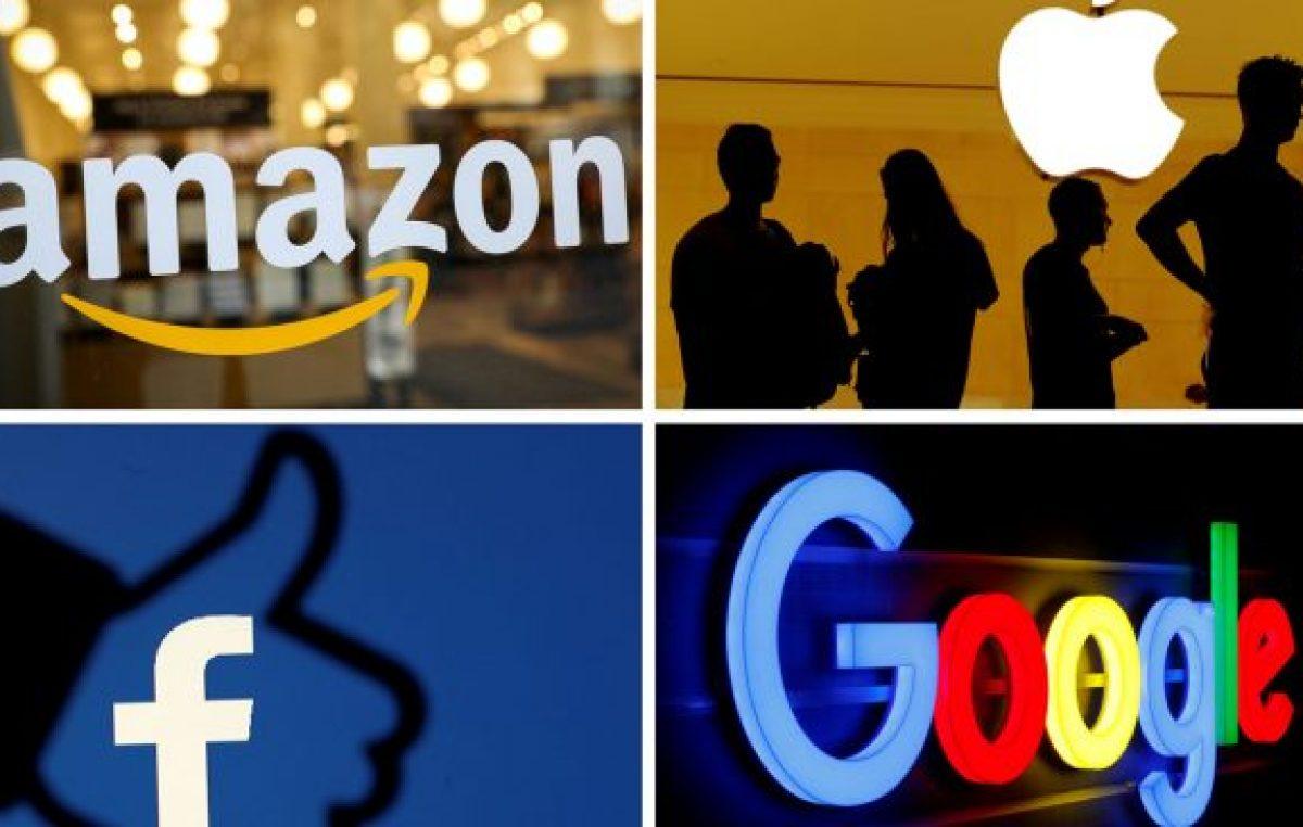 Francia aprueba impuesto a gigantes tecnológicas