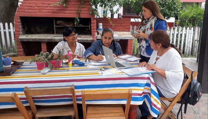 Salta: Mujeres que dejan huellas, un programa exitoso