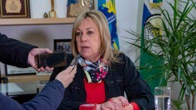 Concejales piden a la intendenta de Rawson que renuncie o tome licencia hasta fin de mandato