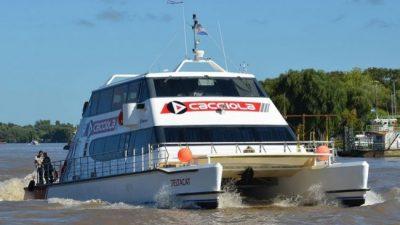 Cerró una tradicional empresa de transporte fluvial y dejó a 40 nuevos desempleados