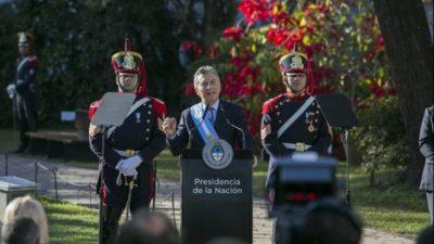 Macri en Tucumán: mensaje de campaña en el Día de la Independencia