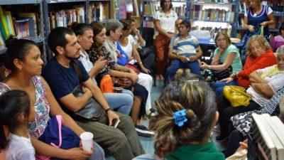 Santa Fe: La biblioteca popular Bayer pide ayuda para no quedar en la calle