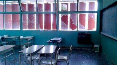 Ratas y falta de vacantes en los colegios: el talón de Aquiles de Rodríguez Larreta