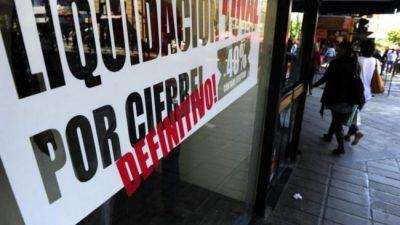 Crisis del comercio: el cierre de locales se acentúa en los distritos de la zona de Bahía Blanca