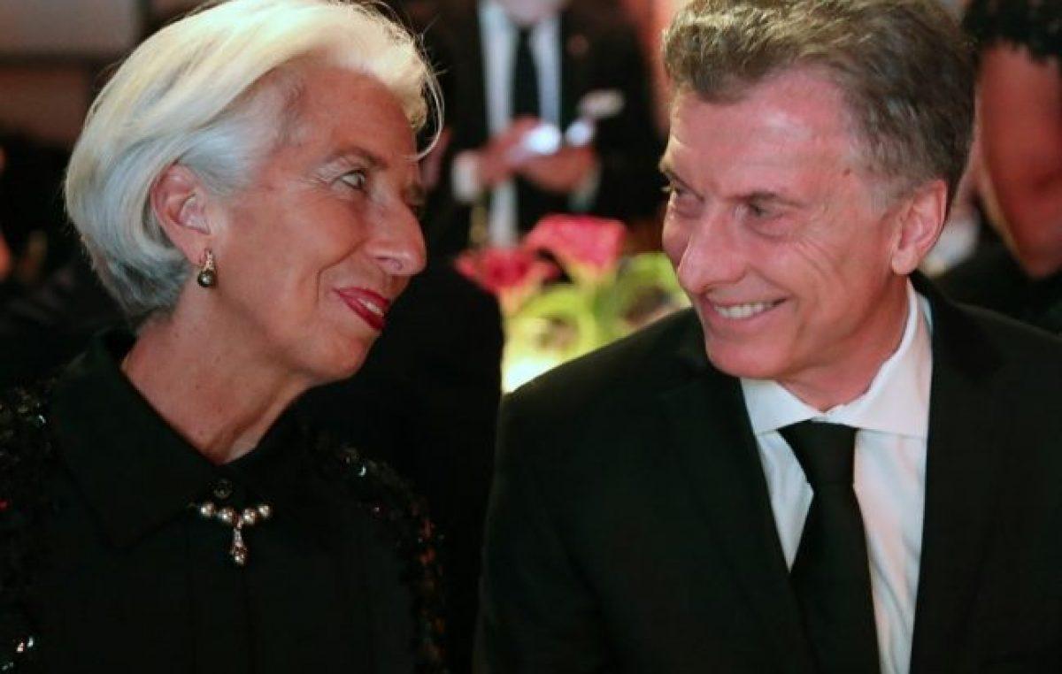 La campaña del FMI: aprobó la cuarta revisión y un desembolso por 5.400 millones de dólares