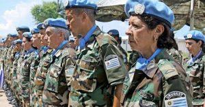Vanguardia: Uruguay aprobó la «democratización» de sus fuerzas armadas