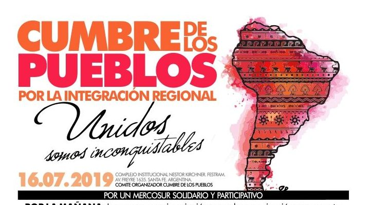 """Festram Santa Fe: Encuentro """"de los pueblos"""" por la integración regional"""