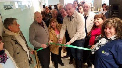 Quilmes: Inauguraron la clínica médica sindical del STMQ