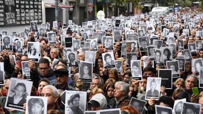 """AMIA: """"El dolor permanece igual que en 1994"""""""