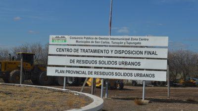 Municipios del Valle de Uco piden el pronto tratamiento del financiamiento para el Coince