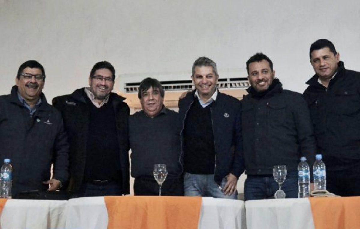 La Festram Entre Ríos realizó su congreso ordinario