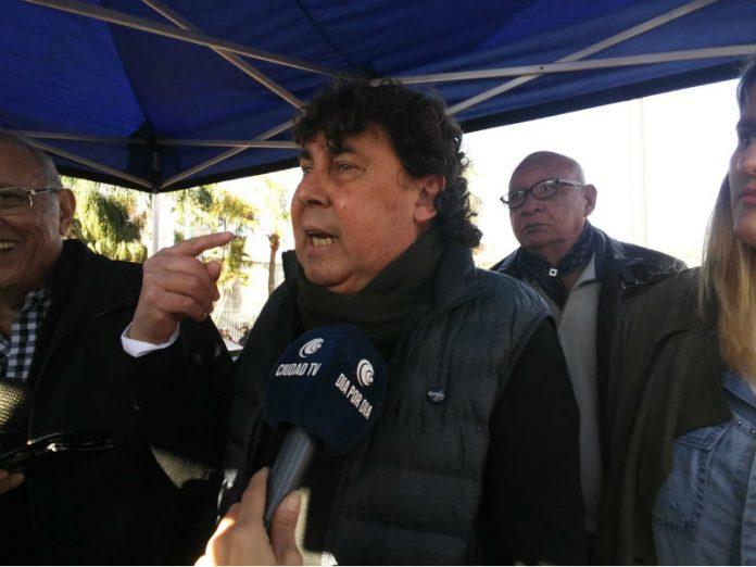 """Pablo Micheli en Resistencia: """"Tenemos claro que no traicionamos la lucha de los trabajadores"""""""