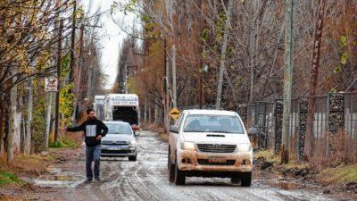 Futaleufú: la calle que une a tres ciudades y no tiene dueño