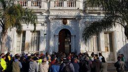 La Provincia convocó al intendente de Coronda para evaluar la crítica situación económica del municipio