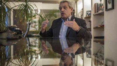 Alberto Fernández visitará a Lula en Curitiba