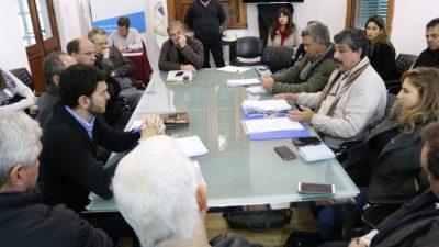 Crisis del transporte urbano: Intendentes entrerrianos del área metropolitana acordaron gestionar mayores subsidios