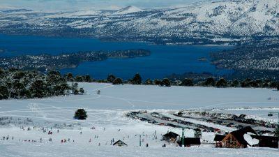 Batea Mahuida: la pista de esquí ancestral
