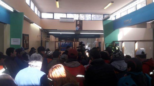 San Juan: Amenazan con tomar el municipio de Iglesia