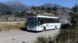 Bariloche: Provincia anticipa fondos para que Mi Bus abone los aguinaldos