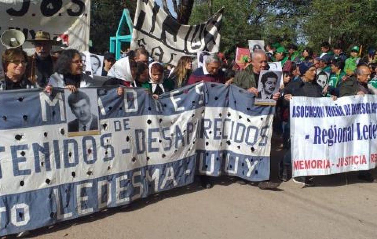 Marcha y Memoria en Jujuy