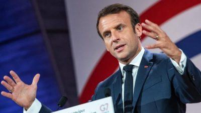 Francia marca la cancha