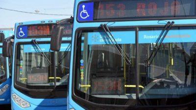 El municipio advierte sobre las dificultades para sostener el transporte de Rosario