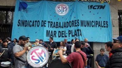 Más de 4600 municipales definen el futuro de la conducción del sindicato de Mar del Plata
