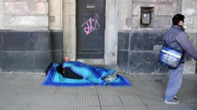La pobreza ya ronda el 35 por ciento