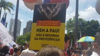 Bolsonaro logró una primera victoria en el Congreso para cambiar las jubilaciones