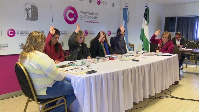 Asignaciones familiares en Cipolletti: el ejecutivo vetó la ordenanza aprobada y los concejales volvieron a ratificarla