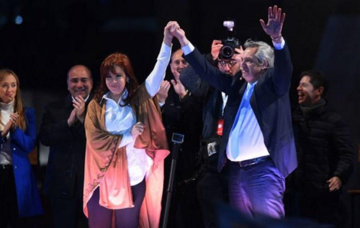Santa Fe ejerció su peso político para la victoria de la fórmula F-F