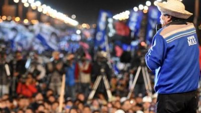 Vaticinan en Bolivia victoria de Evo Morales en las elecciones